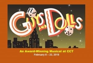 Guys and Dolls @ Caribbean Community Theatre
