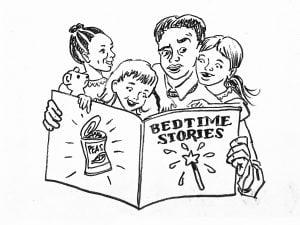Bedtime Stories @ Caribbean Community Theatre